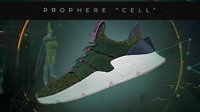 Estão a chegar os Adidas inspirados no Dragon Ball Z