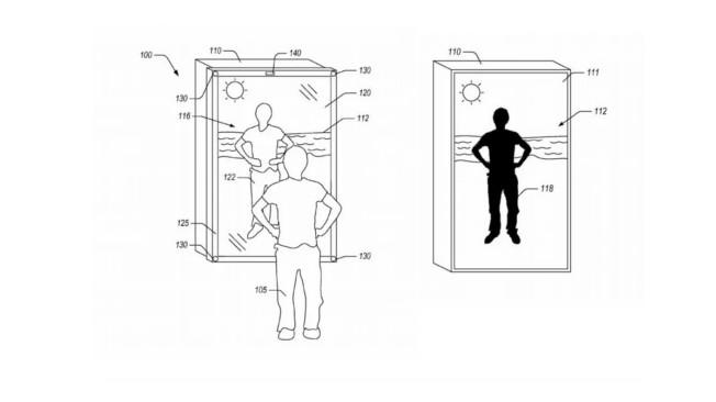 O espelho inovador da Amazon